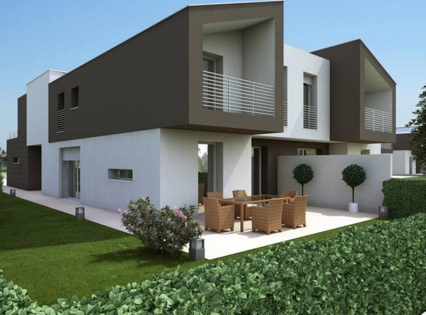 Agenzia immobiliare a fidenza vendita immobili usati e for Foto di ville moderne